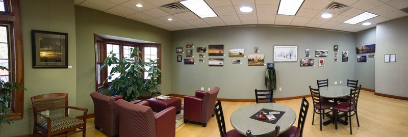 Guaranty Bank Exhibition Layout